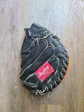"Rawlings RCM30BT 34"" Mike Piazza Baseball Softball Catchers Mitt Left 🤚 Throw"
