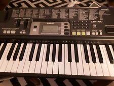 Casio CTK 710 Keyboard Working condition.