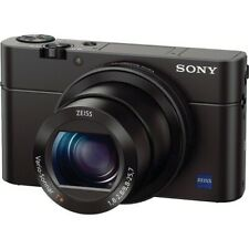 Sony DSC-RX100 III 20.1 MP Camera WITH CASE, BATTERY, CHARGER AND ORIGINAL BOX