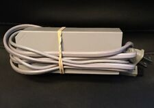 NINTENDO Wii ✔ GENUINE OEM OFFICIAL AC POWER SUPPLY BRICK CABLE CORD ✔ Plug Wall