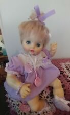 VINTAGE CBS BABY DOLL 1980,S 17""
