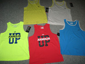 UNDER ARMOUR Boy's Tank Top, Cotton Blend, All styles& Sizes,MSRP$19.99