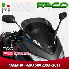 CUPOLINO SPOILER BASSO FACO FUME SCURO YAMAHA T-MAX TMAX T MAX 500 2008 - 2011