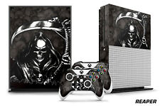 Designer Skin for XBOX ONE S 1S Gaming Console+2 Controller Sticker Decal R