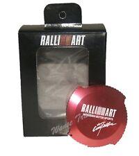 CNC RalliArt Oil Filler Cap Red For MITSUBISHI Lancer EVO 1 2 3 4 5 6 7 8 9 4G63