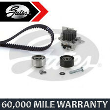 FOR PEUGEOT 307 SW 2.0 DIESEL (2002-) GATES TIMING CAM BELT WATER PUMP KIT