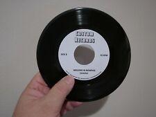 "Custom Made Vinyl Record 7"" 45 rpm jukebox Wurlitzer Seeburg Rock-ola AMI stereo"