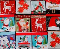 Assorted Christmas Holiday Mini Gift Boxes 5 Pcs