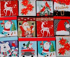 Assorted Christmas Holiday Mini Gift Boxes 5pc for Co-Workers, Family & Friends
