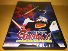 MOBILE SUIT GUNDAM dvd CHAR's COUNTERATTACK movie universal century