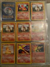 1999 Vintage Pokémon Bundle Collection 700+ cards Holo Shadowless Fossil