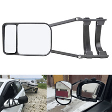 Adjustable Clip-on Trailer Towing Side Mirror Extender Extension for Car Suv RV