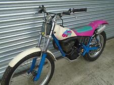 Yamaha TY250 pinky twinshock trials bike