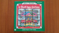 Album Disque Audio Visuel « Le Noel Des Lutins» Collection Alors, Raconte TBE