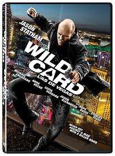 Wild Card (DVD, 2015, Canadian EN/FR) Jason Statham