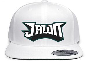 Philadelphia Eagles Jawn Logo Snapback Hat