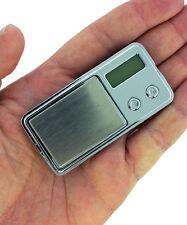 Micro Pocket Scale By Gemoro   500 Gram Capacity