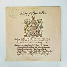 History of British Blues Volume 1 Vinyl 2 LP Set 1973 SIRE Records Pre-Owned