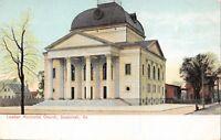 SAVANNAH GEORGIA~LAWTON MEMORIAL CHURCH POSTCARD 1910s