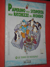 WALT DISNEY-PAPERINO ALLA SCOPERTA-COMPLETA N°1/12- senza COFANETTO- sole 24 ore