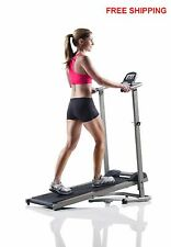 Folding Exercise Walking Home Treadmill Cardio Running Fitness Gym Machine