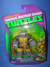 "METALHEAD 4"" Teenage Mutant Ninja Turtles TMNT Nickelodeon by Playmates"