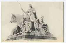 (AH58)  The Albert Memorial, Europe , F.G.O Stuart 870  c1920  - Unused