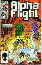 Alpha Flight # 24 (John Byrne, 52 pages) (états-unis, 1985)