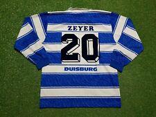 MSV Duisburg Trikot XXL 1996 1997 Diadora Shirt Jersey 96/97 Götzen Zeyer