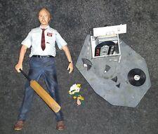 Shaun of the Dead movie action figure 12 inch talking Neca RARE
