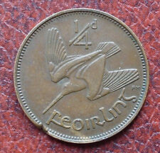 Irish Farthing 1928 Ireland Coin First Year Of Issue FREE STANDARD POSTAGE