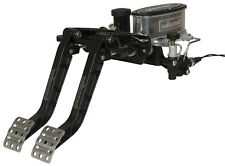 WILWOOD FORWARD SWING BRAKE & CLUTCH PEDAL SET WITH MASTER CYLINDERS,6.25 PEDALS