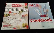 MKR My Kitchen Rules Cookbooks x 2