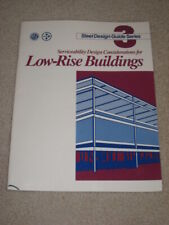 AISC STEEL DESIGN GUIDE SERIES 3 - LOW-RISE BUILDINGS