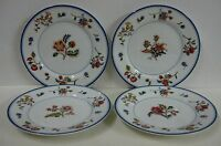 """Mottahedeh COUNTRY STITCH  6-1/2"""" Bread Plate CHOICE FLORAL SCENE"""