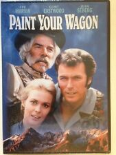 Paint Your Wagon - Musical (DVD, 2017) New, Clint Eastwood, Lee Marvin