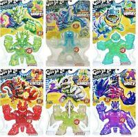 Heroes of Goo Jit Zu DINO X-RAY - Smashagon Shreds Tritops Thrash Tyro IN STOCK!