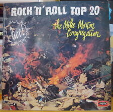 "THE MIKE MORTON CONGREGATION ""ROCK 'N' ROLL TOP 20"" FRENCH LP VOGUE 1971"
