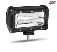 5 Inch 72w 12/24v Cree 24 Led Spot Work Light Lamp For Tractor Exavator Digger