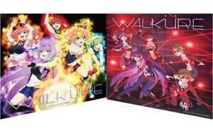 Macross Delta Walkure Attack Walkure Trap Limited CD+DVD 2Set Japanese Tracking