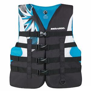Sea-Doo New OEM Women's 4X-Large, Motion Life Jacket/PFD, 2858791876