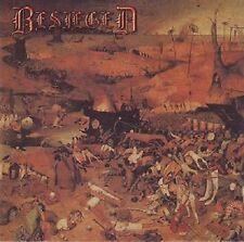 """29092/BESIEGED """"BESIEGED BLACK Death Metal CD NEUF SANS BLISTER"""