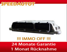 AUDI, VW unità di controllo del motore 038906019DS BOSCH 0281010543 IMMO FREE