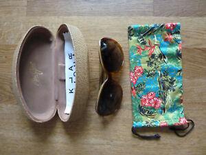 Maui Jim Sonnenbrille Damen - Brille braun -MJ294-10D  60/14-135 +Etui gebraucht