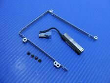 """Dell XPS 15.6"""" 15 9530 HDD Hard Drive Caddy w/Connector Screws DC02C005S00 GLP*"""