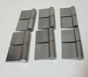 PAUMELLE-GONDS A SOUDER- GRILLE PROFILÉE - Bague laiton 100 mm