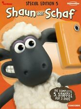 3 DVDs * SHAUN DAS SCHAF - STAFFEL 5 - SPECIAL EDITION  # NEU OVP $
