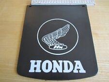 Honda Universal motorcycle mudguard rubber flap mud guard TLR RTL CB CG TL GL