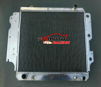 Aluminum radiator BMW E24 M6 M635 CSI 83-89 /& E28 M5 84-87 S38//M88 3.5L MT