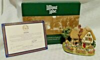 Lilliput Lane - Jack's Corner - Long Wittenham Oxfordshire Cottage - 2001 L2426